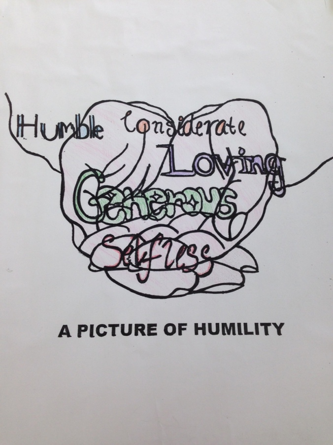 A picture of humility - Copy