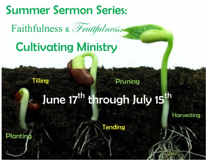 summer sermon series